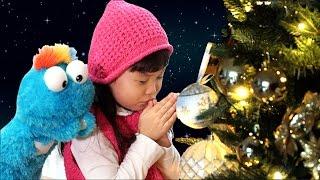 소원을 말해봐! 라임의 크리스마스 트리 만들기 |뽀로로 타요 Merry Christmas | LimeTube & Toy 라임튜브
