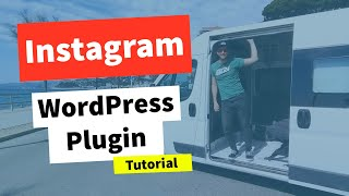 🔴 Como Añadir Instagram a WordPress | Instagram Feed Tutorial | Instagram Plugin para WordPress
