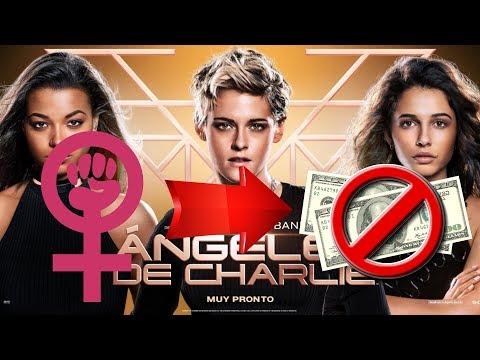 Ангелы Чарли 2019 - очередной феминисткий провал Голливуда!