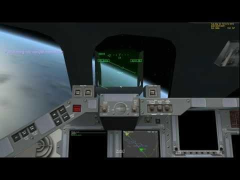 Microsoft Space Flight Simulator