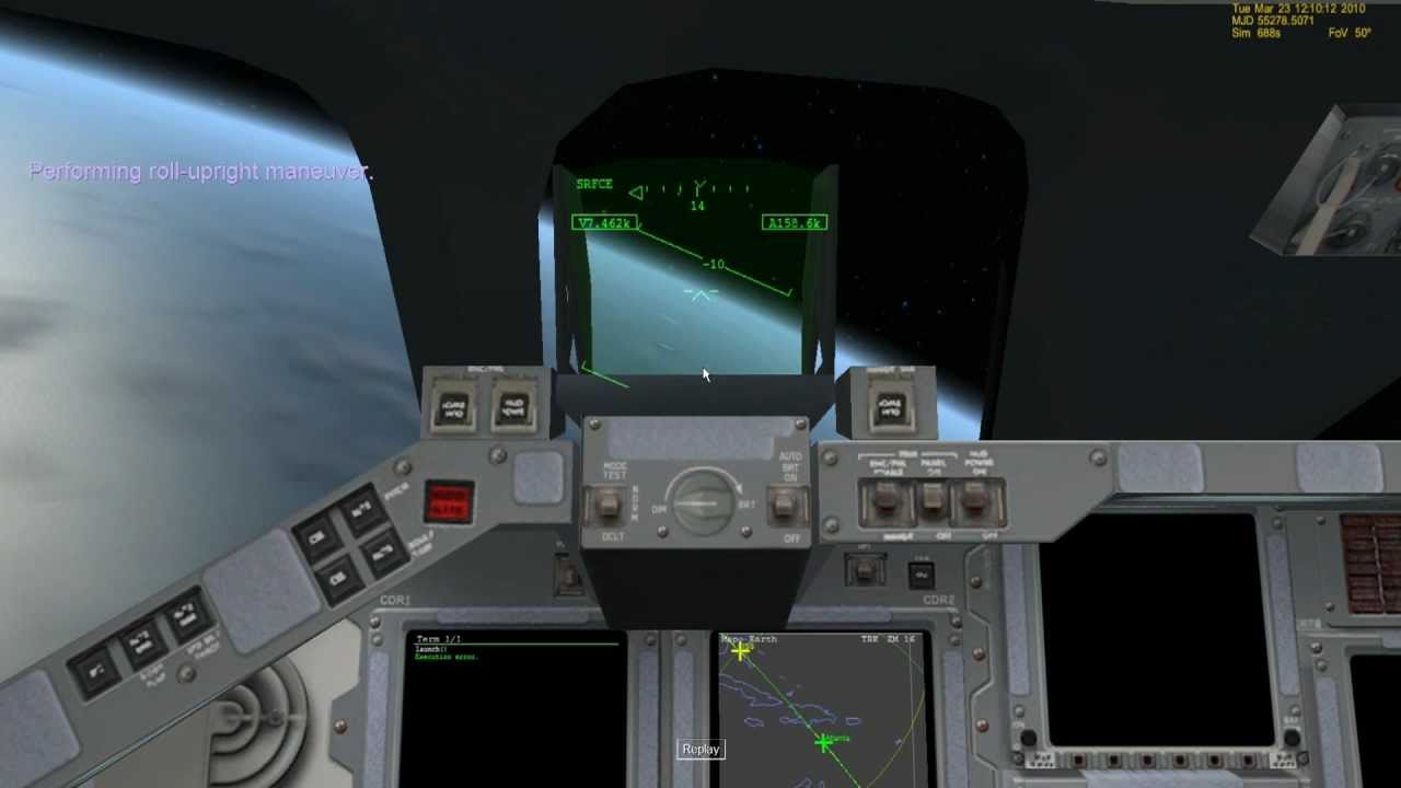Let's Play Orbiter 2010: Space Flight Simulator