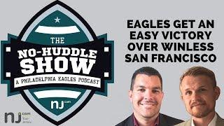 NFL Week 8: Eagles vs. 49ers recap