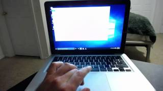 Windows 10 MacBook Pro Trackpad Drivers Fix