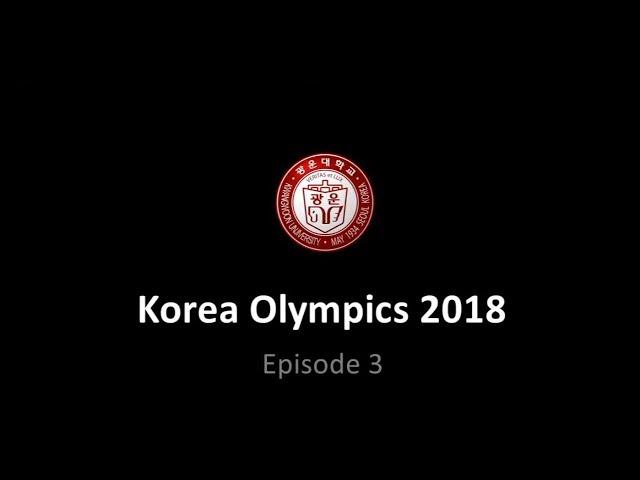 2018 Olympics 3D episode 3