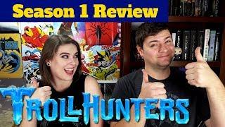 Trollhunters Season 1 Review (Spoilers!)