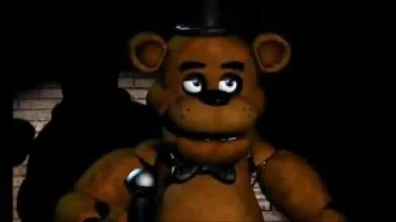 Five nights at freddys moving images