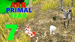 [7] Opening Christmas Presents! (Ark Primal Fear Modpack)