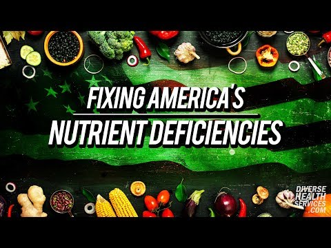 Fixing America's Top Nutrient Deficiencies - Dr. Jeff Senechal