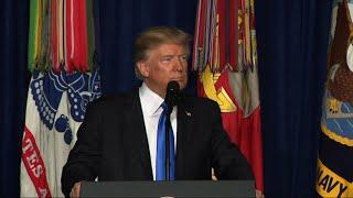 Trump Urges Unity During Afghan Address