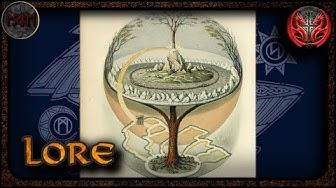 Germanische Mythologie #1 Yggdrasil und die neun Welten