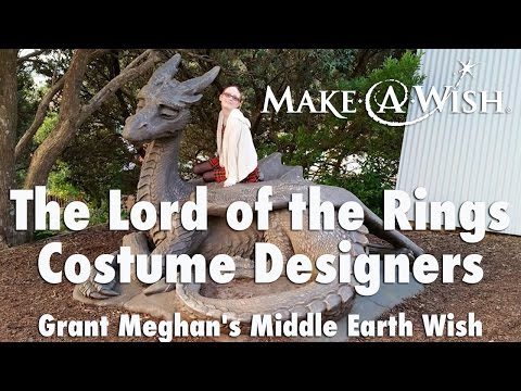 The Lord of the Rings Costume Designers Grant Meghan's Middle Earth Wish