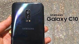 Galaxy C10 - First Dual Camera Smartphone by Samsung