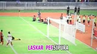 Edo Kondologit Ft. Lala Suwages & Group- Laskar Persipura