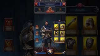 Throne kingdom at war  Обзор героя и умений героя