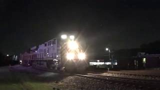 Norfolk Southern 216 NB w/ Citirail and Cool Crew! Austell,Ga 05-04-2018©
