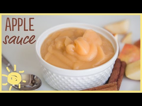 EAT | Homemade Applesauce