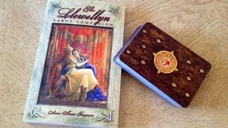 Мои новые колоды LLewellyn Tarot , Classic Tarot