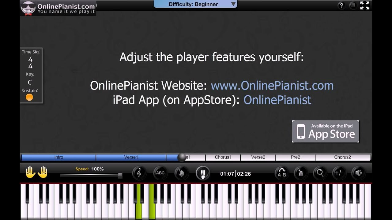 Van halen jump piano tutorial sheets easy version youtube van halen jump piano tutorial sheets easy version hexwebz Choice Image