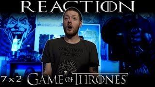 Game Of Thrones 7x2 'Stormborn' Reaction!