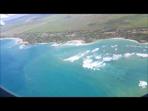 Hawaiian Airlines Economy Class Experience OGG-SFO