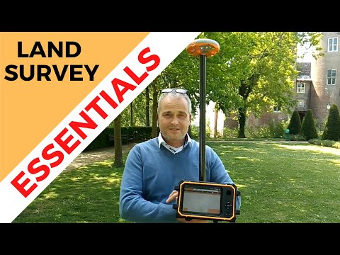 GPS Equipment For Land Surveying: All You Need To Know To Do Your First Land Survey
