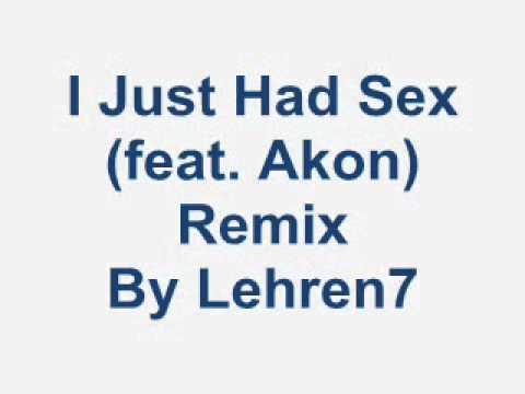 I Just Had Sex feat  Akon remix