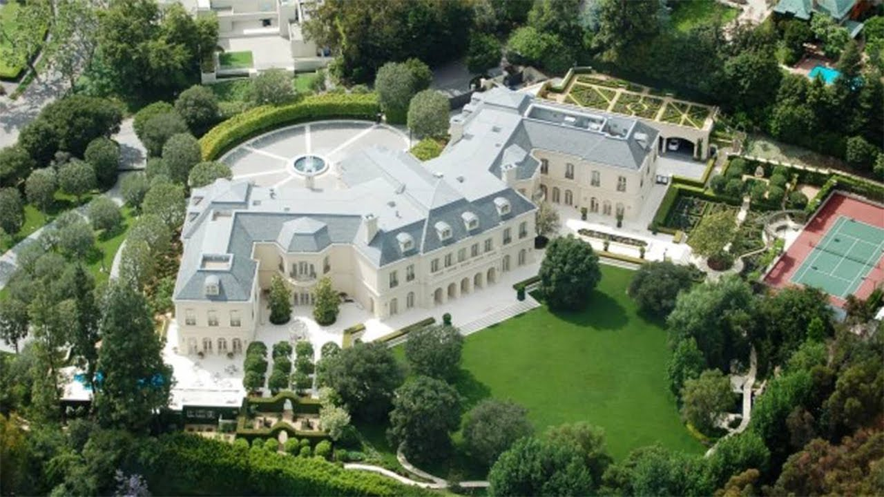 The 10 Most Expensive Homes In World