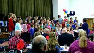 Fairfield Area School District Veterans Day Breakfast 2017