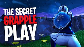 THE NEW SECRET GRAPPLE PLAY!! W/ DRLUPO, HD & ACTIONJAXON | Fortnite Battle Royale Highlights #235