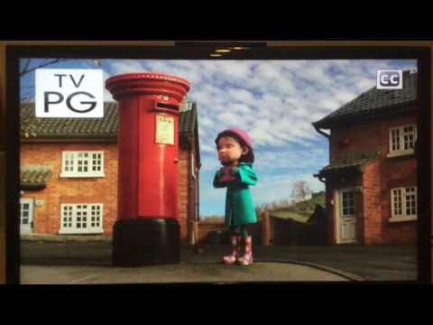 Arthur Christmas 2011 Opening Credits Freeform 25 Days Of Christmas Premiere Youtube