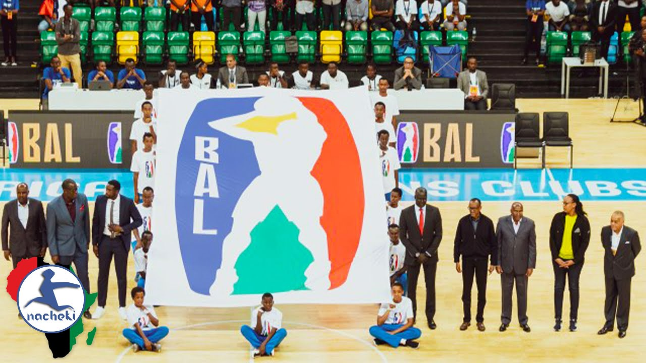 Africa has Just Unveiled the New Basketball Africa League 'BAL' Logo