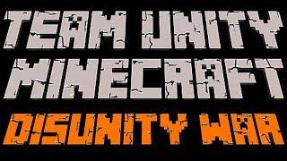Team Unity Minecraft: Disunity War (Infinity War Parody Trailer)
