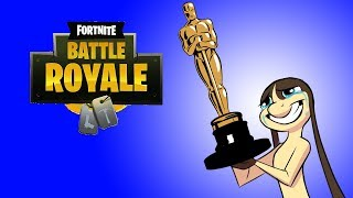 Skipping the Oscars to Play Fortnite!