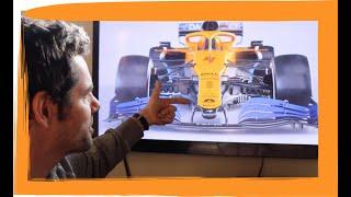 2020 F1 Cars - McLaren MCL35 Tech Review - MP348
