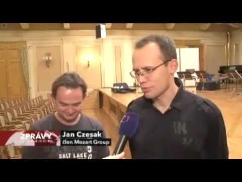 MozART group Czech Television Report