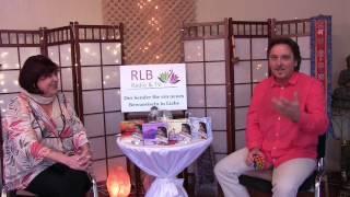Roberto Antela Martinez im RLB TV -  SHT Selbstheilungstechnik