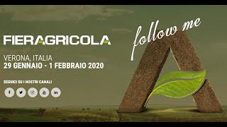 Presentazione della 114ª edizione di  FIERAGRICOLA thumbnail