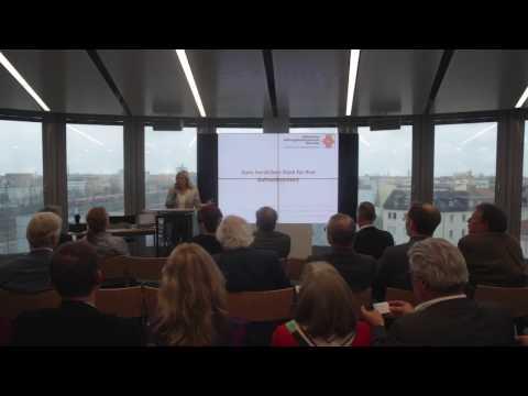 """Staatsministerin Melanie Huml zum Thema """"Pflege Digital Bayern"""""""