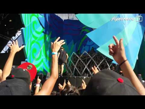 Will Sparks - Antidote (Laidback Luke Remix) Live at EDC Mexico 2014