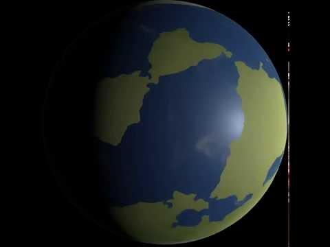 Procedural Earth-like Planet