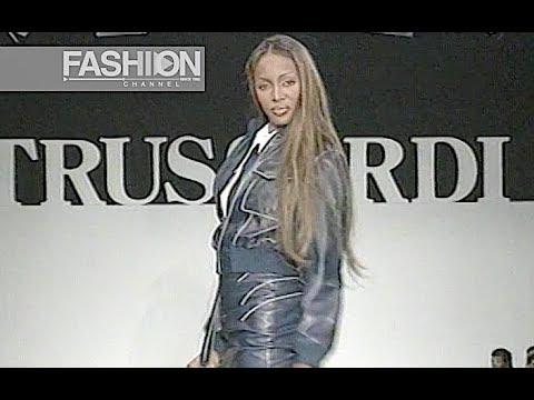 TRUSSARDI Spring Summer 1993 Milan - Fashion Channel