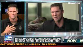 """Navy SEAL on Obama: """"They're Just Saying Things That Will Get Them Reelected But Will Get Us Killed"""""""