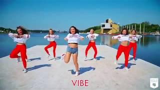 female dancehall steps - KateZee BORN TO DANCE