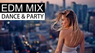 EDM Party Mix 2018 - Electro House Dance & Progressive Music - Stafaband