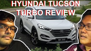 Hyundai Tucson 1.6 Turbo Review