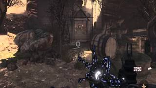 Black Ops 2 - Zombies - Buried - Awaken the Gazebo achievement/trophy guide with Paralyzer
