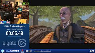 #ESAWinter19 Speedruns - Fable: The Lost Chapters [Any%] by Etem
