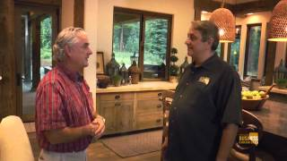 L&L Reclaimed Wood LLC and J&S Custom Homes as seen on Nevada Business Chronicles