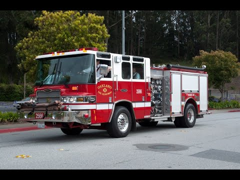 Oakland Fire Department Announced Oakland City Council Approved Return Of Full Service April 13th https://youtu.be/3cwDsxg5iRM