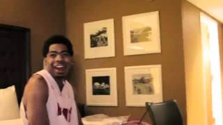 Webbie Teaches You How To Smoke In Expensive Hotels